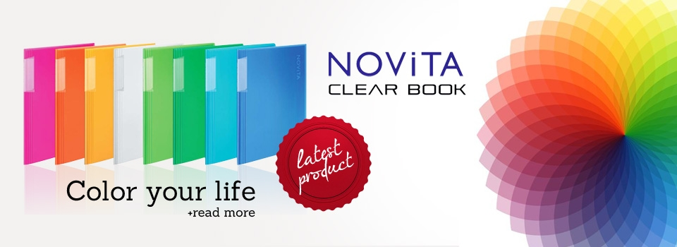Novita Clear Book